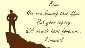 amazing farewell wishes for boss wishes planet