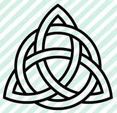 Amazon Com Celtic Knot Decal Celtic Knot Sticker Hellblade Senuas Sacrifice Eternity Knot Vinyl Decal Handmade