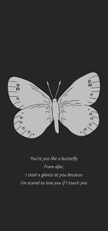 bts aesthetic bts butterfly lockscreen like and