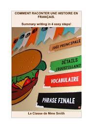 Storytelling in French by chrystal smith - issuu