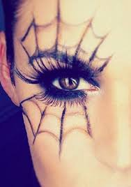 spider web eye makeup 2780832