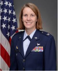 Smart Brass - New 403rd Wing commander, Col. Jennie Johnson