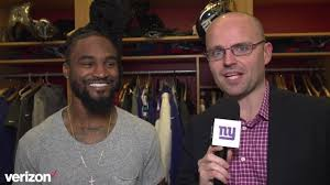 Giants insider with CB B.W. Webb - YouTube
