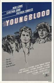 """LandOfThe80s on Twitter: """"The movie """"Youngblood"""" starring Rob Lowe ..."""