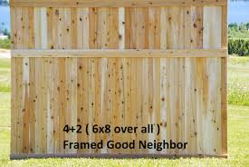 Fence Panels And Post Maine Cedar Store