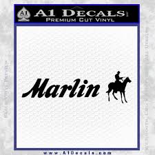 Marlin Firearms Decal Sticker A1 Decals