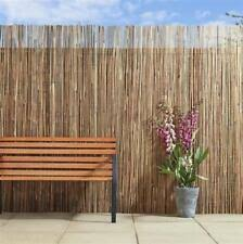 Bamboo Trellis 1500mmx1 8m Expandable Fence Plants Creeper Natural Screen For Sale Online Ebay