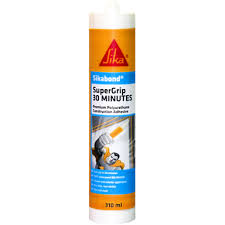 sika 310ml supergrip 30 minute adhesive