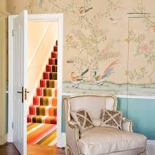 traditional wallpaper silk