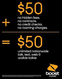 boost mobile s 50 unlimited everything