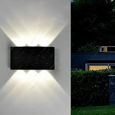 passica modern outdoor led wall light