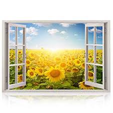 Window Wall Decal Home Decor