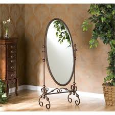 bowery hill cheval mirror in antique