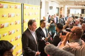 ASU's stars shine at first red carpet premiere - The State Press