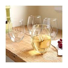 mua stemless wine glass set of 4 trên