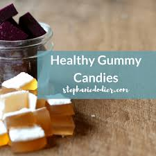 healthy homemade gummies recipe for the