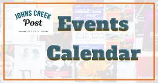 johns creek events calendar johns