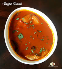 Goan Ambot Tik (Hot & Sour Fish Curry ...