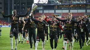 Paul Onuachu wins Danish Cup with Midtjylland