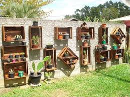 fab art diy wood crate up cycle ideas