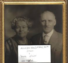"""Micheal D. Irish Sr on Twitter: """"SLOAN Alta married Ransom Stanley FISHER  Parents of Ulah, Mayton & Effie FISHER. See Ransoms branch of FISHER's.… """""""