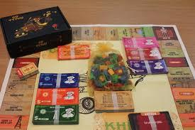 Ảnh thật] Trò Chơi Board Game Cờ Tỷ Phú Việt Nam - Game trí tuệ tài chính cho  bé (Hộp đen cứng cao cấp)