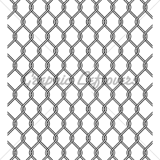 Chain Link Fence Texture Gl Stock Images