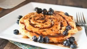 bisquick cinnamon bun pancakes recipe