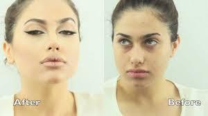 the best angelia jolie makeup tutorial