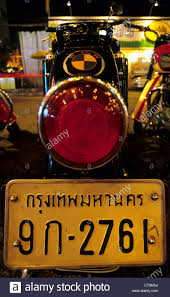 motorcycle plate stock photos