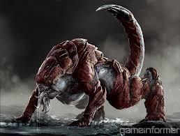 Fantasy monster ...