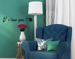 Ps I Love You Decal V3 Wall Decal Quotes For Bedroom