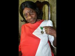 50 years not out! - 88-year-old Hilda Williams, Gleaner vendor for ...