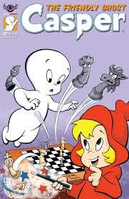 Casper The Friendly Ghost #2 - Comics ...