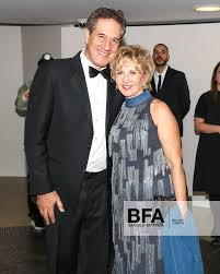 Dennis Goodman, Wendy Fisher at 2018 GUGGENHEIM INTERNATIONAL GALA: MADE  POSSIBLE BY DIOR / id : 3198374 by