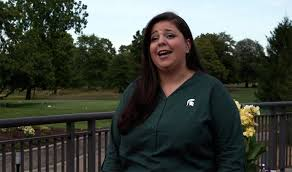 Monica Johnson: Making the most of my Spartan experience   MSUToday    Michigan State University