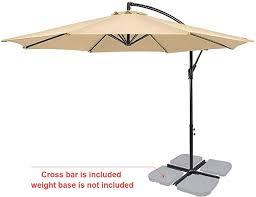 fruiteam 10 ft patio umbrellas