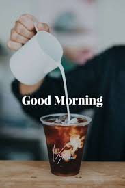 best ever cold coffee good morning images quoteambition