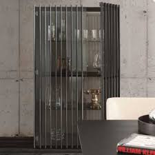 modern and classic display cabinets