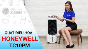 Quạt điều hòa (Quạt hơi nước) Honeywell TC10PM - Điện máy XANH 06/2020
