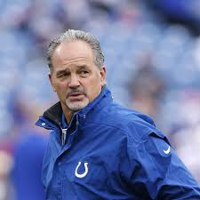 Chuck Pagano coaching for his job due to 'growing friction' with Colts GM -  SBNation.com