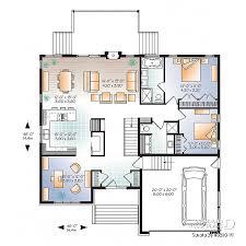 house plan 3 bedrooms 2 bathrooms