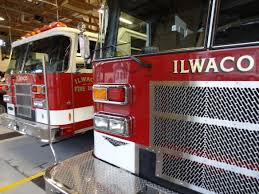 Ilwaco Fire Department | Tangly Cottage Gardening Journal