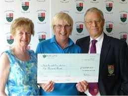 David Randall Foundation receive £5000 donation from Chelmsford Golf Club |  Braintree and Witham Times