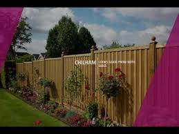 fence panels garden fence panels