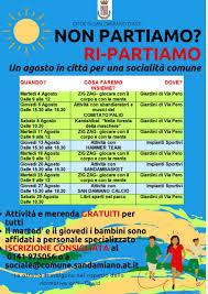 San Damiano d'Asti, ad agosto laboratori educativi gratuiti per ...