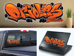 Baltimore Ravens 4life 6 Car Truck Window Wall Vinyl Glossy Glove Decal Sticker 7 99 Picclick