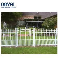 China Custom Perimeter Pet Dog Modern Aluminum Fence Panels For House China Aluminum Picket Fence And Aluminum Security Fence Price