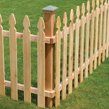 Severe Weather 3 4 In X 3 1 2 In W X 4 Ft H Pressure Treated Pine Gothic Fence Picket In The Wood Fence Pickets Department At Lowes Com