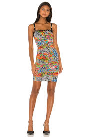 versace jeans couture lady mini dress